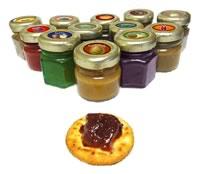 The Fruit Jam Jars